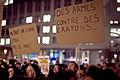 Je suis Charlie, Place Luxembourg, Bruxelles, le 7 Janvier 2015 (26).jpg