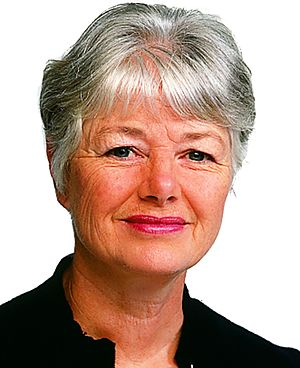 Green Party of Aotearoa New Zealand - Former Green Party co-leader Jeanette Fitzsimons