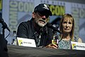 Jeffrey Dean Morgan & Gale Anne Hurd (28764939417).jpg