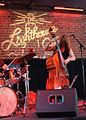 Jennifer Leitham Trio at the Lighthouse Cafe, 9 December 2012 (8260425408).jpg