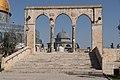 Jerusalem-Temple Mount-Al-Mawazin & Dome of the Chain (27900395460).jpg