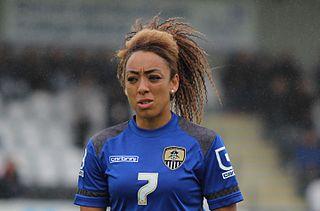 Jessica Clarke Association footballer