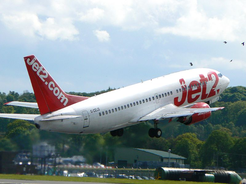 Sustainable Aviation — jet2