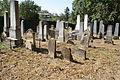 Jewish cemetery in Veselí nad Moravou 14.JPG