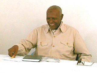 Jibrell Ali Salad Somali politician