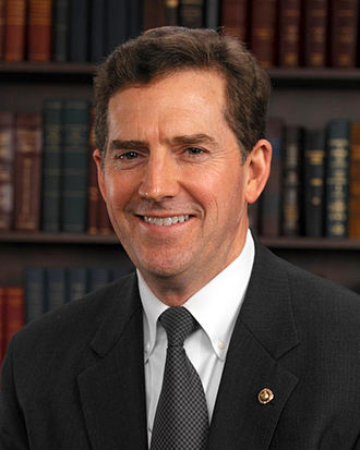 2004 United States Senate election in South Carolina - Image: Jim De Mint headshot