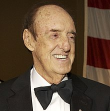L'actor estatounitense Jim Nabors, en una imachen de 2013