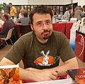 Johan Heliot-Imaginales 2010.jpg