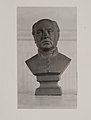Johan Ludvig Runeberg. Bust in terracotta by unknown artist, Society of Swedish Literature in Finland, Runebergbibliotekets bildsamling, slsa1160 582.jpg