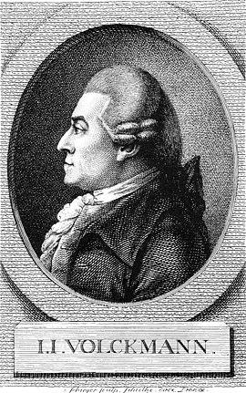 Johann Jacob Volkmann