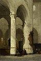 Johannes Bosboom - Interieur van de Hooglandse Kerk te Leiden.jpg