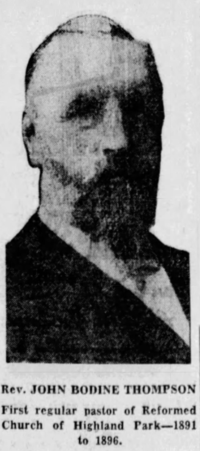John Bodine Thompson in the The Central New Jersey Home News on May 19, 1940.png