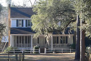 "John Calvin Wilson House building in ""Indiantown, South Carolina"",South Carolina, United States"