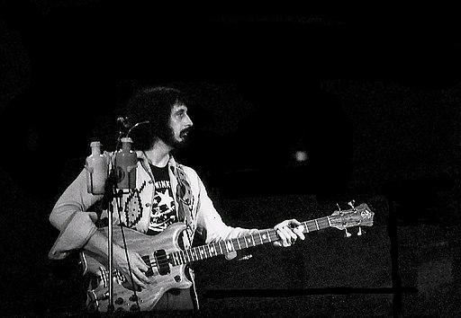 John Entwistle, The Who, 1976, Winterland, San Francisco