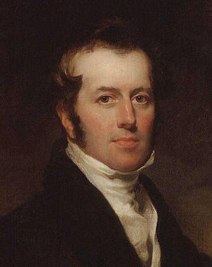 John George Children - Portrait, 1826