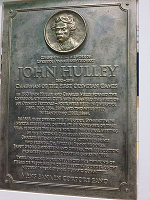 John Hulley - The plaque at the gym in Lifestyles Park Road Sports Centre Liverpool.