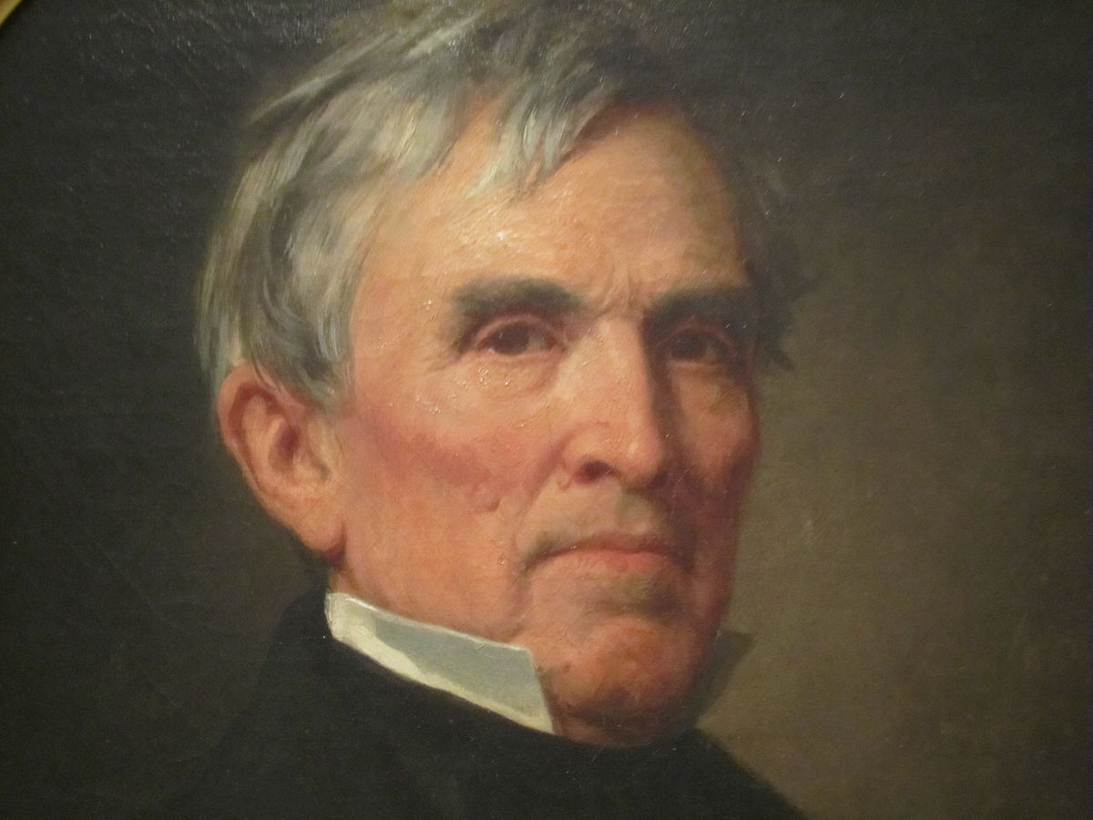 Henry Clay Plan To Imporve Roads And Build Canals