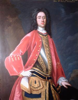 John Lyon, 5th Earl of Strathmore and Kinghorne - John Lyon, 5th Earl of Strathmore