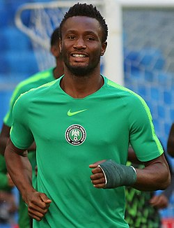Image illustrative de l'article John Obi Mikel