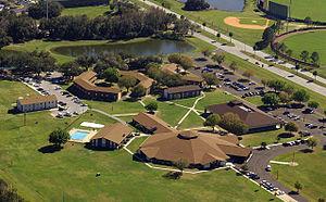 Johnson University Florida - Image: Johnson University Florida Campus View