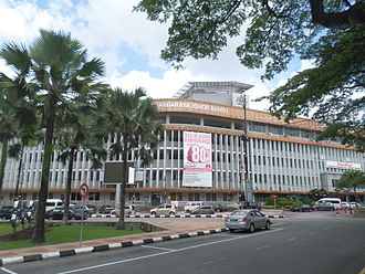 Johor Bahru - Johor Bahru City Council