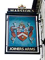 Joiners Arms pub sign - geograph.org.uk - 1323671.jpg