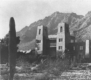 Scottsdale, Arizona - Jokake Inn, Scottsdale