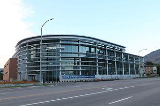 Jon M. Huntsman School of Business - The Jon M. Huntsman School of Business completed construction on its expansion in 2016.