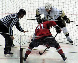 National Hockey League rivalries - Game between the Penguins and Capitals.