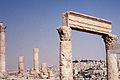 Jordania Amman Ruiny cytadeli 2000 v1.jpg