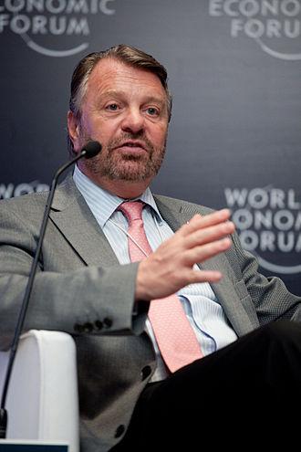 Jorge Castañeda Gutman - Castañeda at the World Economic Forum on Latin America in 2011
