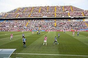 Estadio José Rico Pérez - Image: José Rico Pérez jornada 1 temp.2010 11