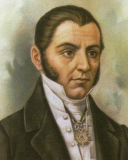 José Justo Corro President of Mexico