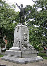 Estatua de Jose Maria Cordoba, Parque de Boston