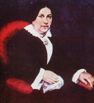 Ignacio Baz - Image: Josefa