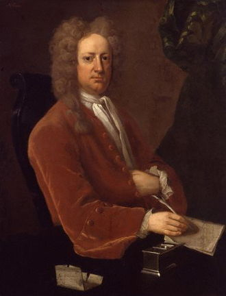 Joseph Addison - Joseph Addison in 1719, the year he died.