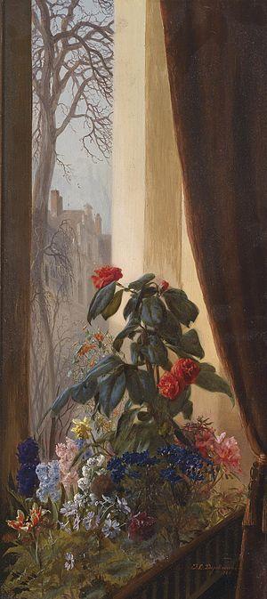 Josephus Laurentius Dyckmans - Image: Josephus Laurentius Dyckmans Frühlingsblumen