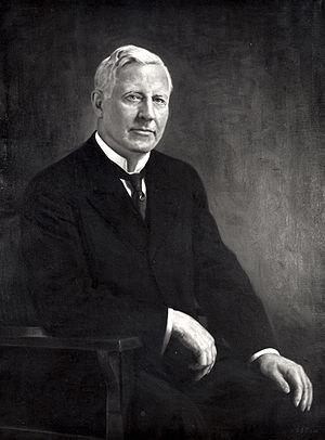 United States Secretary of Commerce - Image: Joshua Willis Alexander