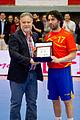 Juanín García y Manuel Ángel Fernández - Jornada de las Estrellas de Balonmano 2013 - 01.jpg