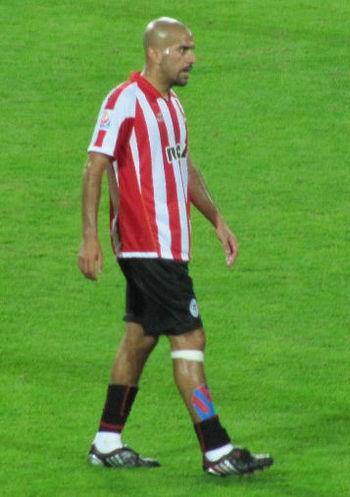 Juan Sebastian Veron 2009 FIFA CWC