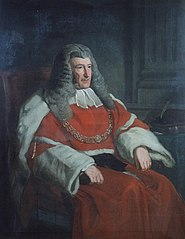 Judge Campbell, Chief Justice of England