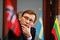 Juhan Parts, statsminister Estland, vid presskonferens under Nordiska radets session i Stockholm.jpg