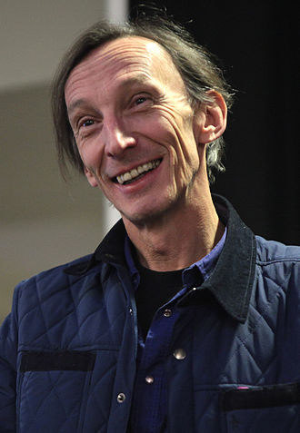 Julian Richings - Richings speaking at Phoenix Comicon Fan Fest in December 2015