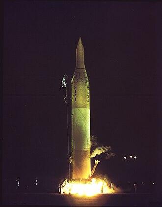 Pioneer 4 - Launch of Pioneer 4