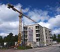 Jyväskylä - construction in Halssila.jpg