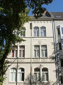 Düsseldorfer Straße in Köln