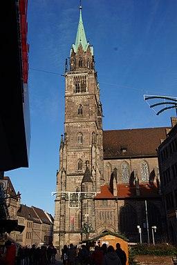 Königstraße in Nürnberg