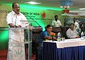K.V. Thomas addressing at the inauguration of the new regional and district offices complex of Food Corporation of India.jpg