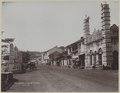 KITLV - 7530 - Lambert & Co., G.R. - Singapore - Mosque and Chinese temples in Singapore - circa 1900.tif