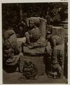 KITLV 28221 - Isidore van Kinsbergen - Sculptures belonging to a temple gate and an aqueduct at Yogyakarta - 1865-07-1865-09.tif